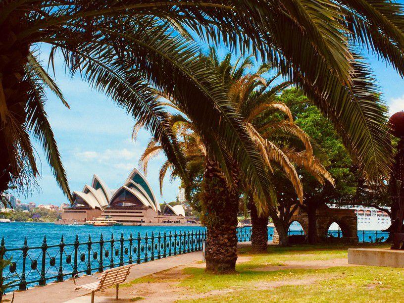 A Sydney Staycation where you can enjoy nice walks
