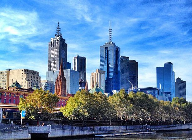 Get a great view with a Staycation in the Melbourne CBD